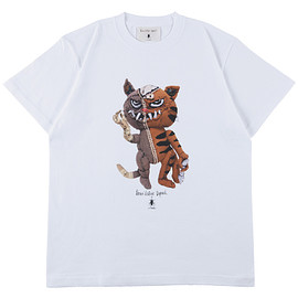 MEDICOM TOY - Anne Valerie Dupond × MAMES Tee Shirt B