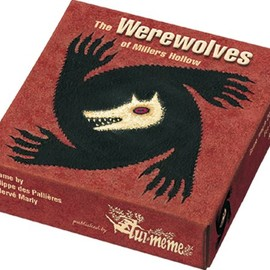 Asmodee  - The Werewolves of Miller's Hollow