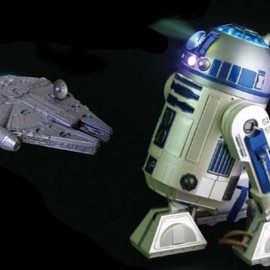ニッコー - STAR WARS 1/2Scale R2-D2 Projector