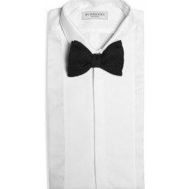 Lanvin - New Alber Grenadine Silk Double-Bow Tie