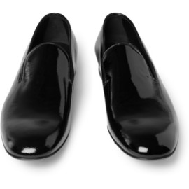 2012 Spring/Summer Hair Calf Jack Loafers