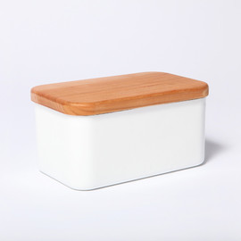 NODA HORO - BUTTER CASE L WHITE
