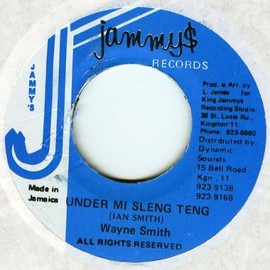 Wayne Smith - Under Me Sleng Teng (7-inch)