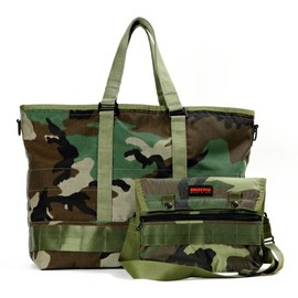 "BRIEFING, BEAMS PLUS - BRIEFING×BEAMS PLUS / 別注 ""MIL TRAINING TOTE"""