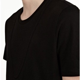 MAISON MARTIN MARGIELA - Black Enclosed Chain T-Shirt