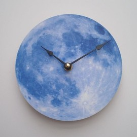 CyberMoon - Blue Moon Clock