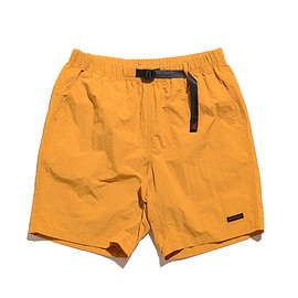 GRAMICCI - Shell Packable Shorts-Mustard