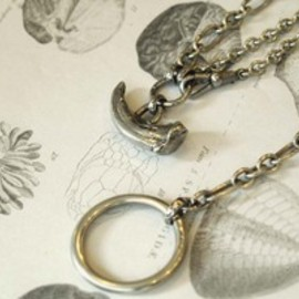 Rust - Image of wolf claw wallet chain..... {狼の爪ウォレットチェーン}