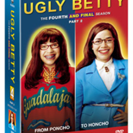 UGLY BETTY THE 4TH and FINAL SEASON COLLECTORS BOX PART2