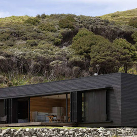 Fearon Hay Architects - The Storm Cottage, New Zealand
