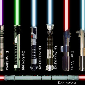 ライトセーバー/Lightsaber(from Star Wars series)