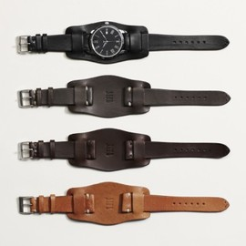 FEIT - Handmade Bund Watch Band