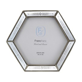 Francfranc - FHR Antique hexagon frame