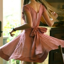 So completely girly