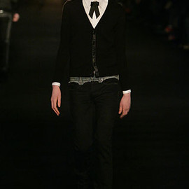 DIOR HOMME - FALL 2006 COMBINE DENIM