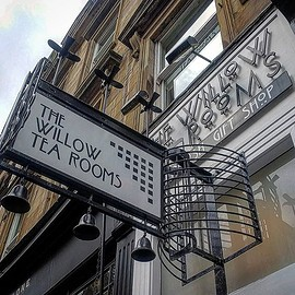 glasgow uk - THE WILLOW TEAROOMS