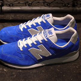 New Balance - MRL996 「SHAWN YUE/COMMON SENSE+」