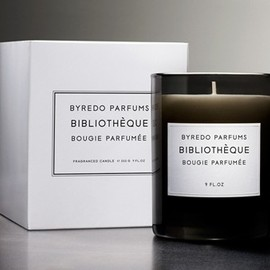 BYREDO - Bibliothèque Fragranced Candle
