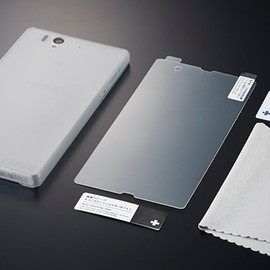 Simplism - Simplism 0.35 Ultra Thin Cover Set for Xperia™ Z