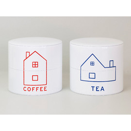 TAGUCHI PRODUCTS - COFFEE CAN / TEA CAN