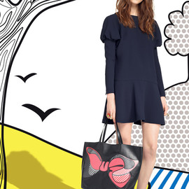 RED VALENTINO × Disney - Snow White collection look9