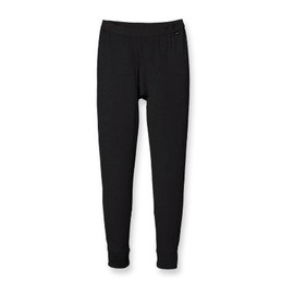 Patagonia - Capilene 4 Expedition Weight Bottoms / Black