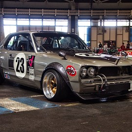 NISSAN - SKYLINE No.23