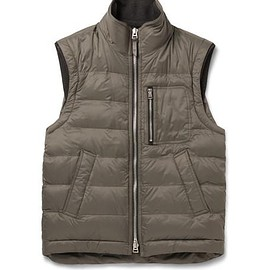 TOM FORD - Quilted Shell Gilet