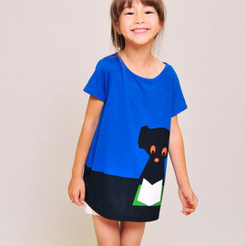 graniph - Dick Bruna Round Neck Short Sleeve One-Piece(Dick Bruna vol.012)(Kids)