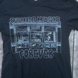 Other Music - Other Music Forever - Black/White