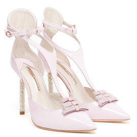 SOPHIA WEBSTER - Eva Patent Leather Pumps
