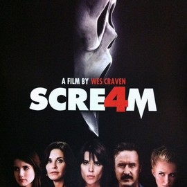 DVD 『SCREAM 4』