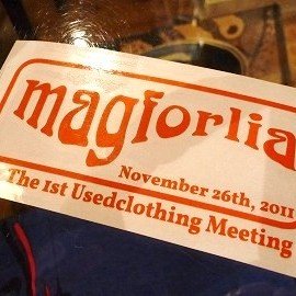 magforlia - SHOP STICKER