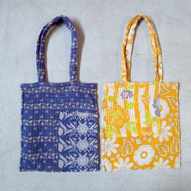 Jeannie Project - IndiaKantha Tote Bag