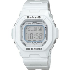 Baby-G - G-Shock Baby G BG5600WH-7 White G-Lide Digital Watch