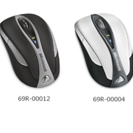 Microsoft mouse - Bluetooth Notebook Mouse 5000