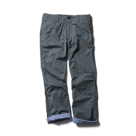 SOPHNET. - RELAX-FIT STRAIGHT PANT