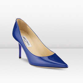 JIMMY CHOO - AGNES | Patent Leather Shoe