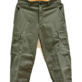 french army - F2 pants