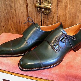 hand sawn welted boot maker o.e. - #85