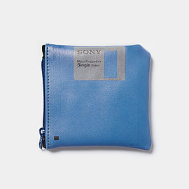 SONY, THE PARK・ING GINZA - 「FLOPPY DISK」ポーチ