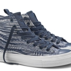 CONVERSE -  ALL STAR MISSONI HI (Navy)