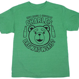 Ted CHARLES BREWKOWSKIS T-shirt