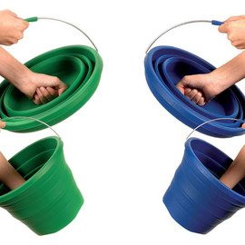 Pack-Away - Silicone Collapsible Bucket