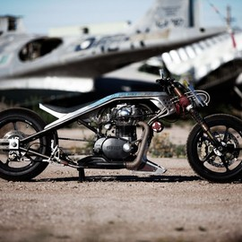 YAMAHA - XS650 Low Down & Shifty