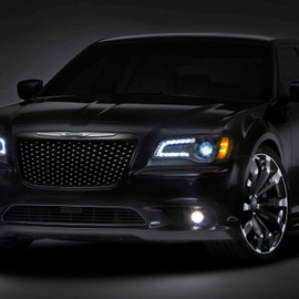 Chrysler - 300C China Edition, 2012