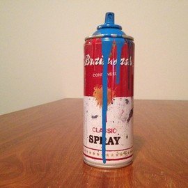 Mr.Brainwash - Spray can