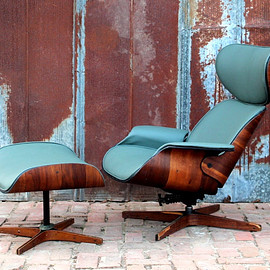 Plycraft lounge chair