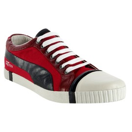 Alexander McQUEEN and PUMA - Canvas 'Street low' sneakers