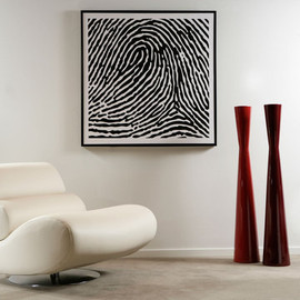DNA 11 - Fingerprint Portraits